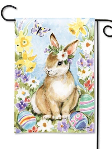 Easter Visit Garden Flag (Flag Stand Sold Separately)