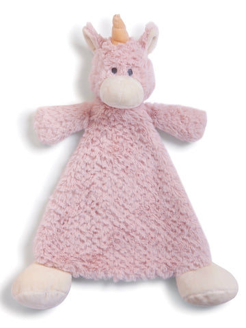 Wendy Unicorn Rattle Blankie