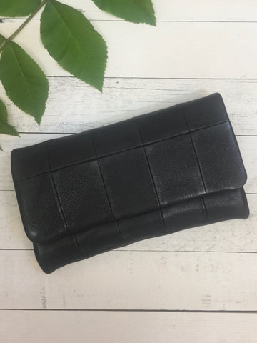 3104 Black Cort Wallet