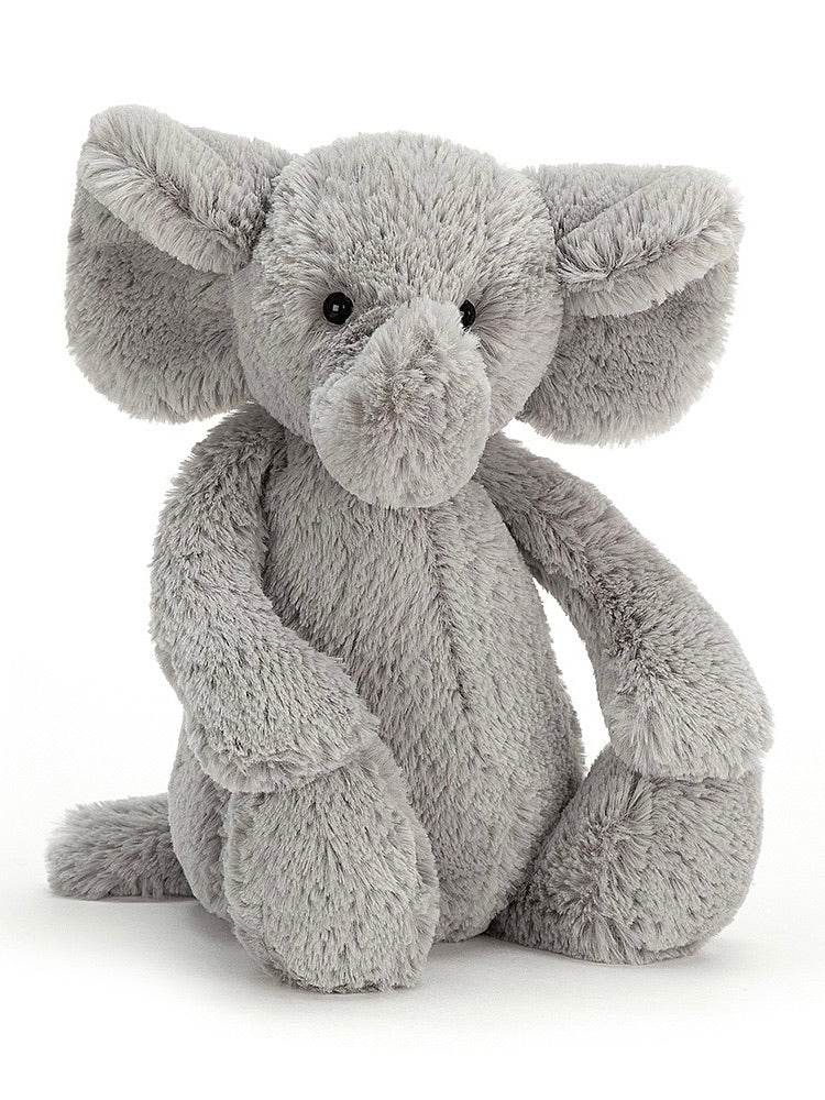 Bashful Elephant Grey