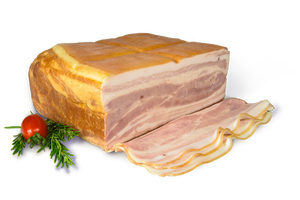 Sliced Bacon - Pancetta affumicata affettata 200 gr