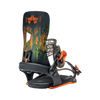 Rome Crux snowboard bindings camo 2020 2021 by rome snowboards