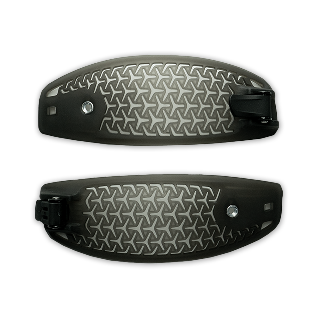 Rome ProGrip Toe Straps with AuxTech™ | Rome Snowboards
