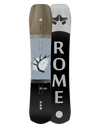 Rome ravine snowboard 2020 - 2021 directional snowboard by rome snowboards