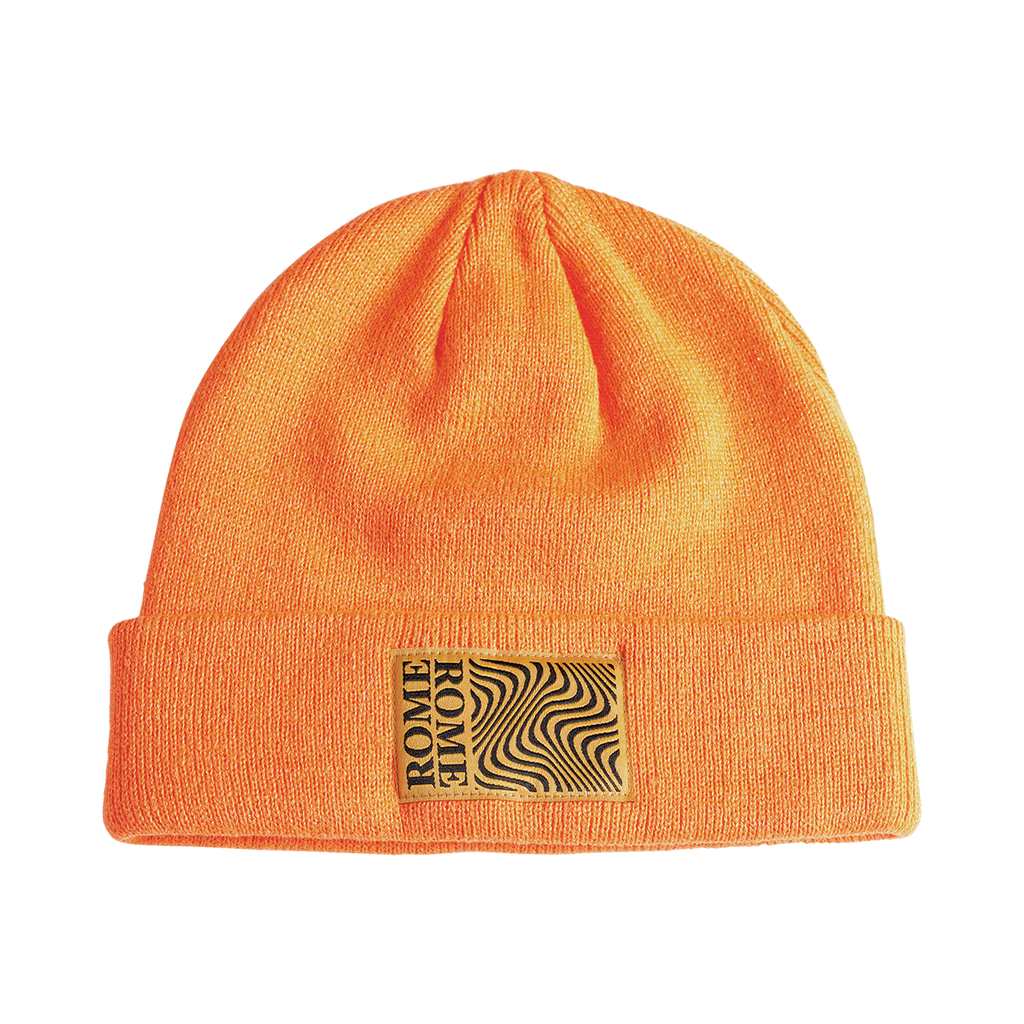 rome SDS beanie orange 2020 2021 by rome snowboards