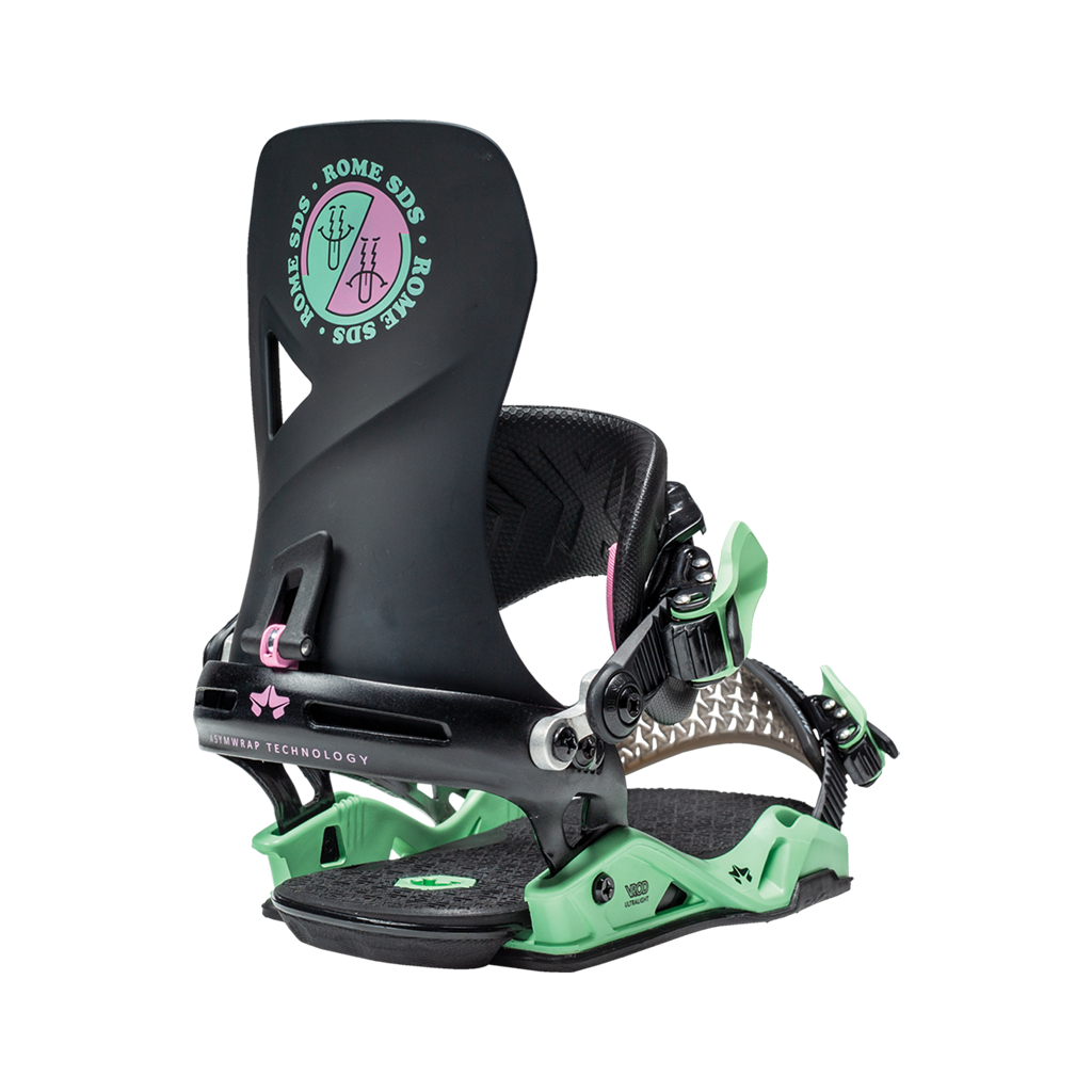 Rome Vice artifact snowboard bindings 2020 2021 by rome snowboards