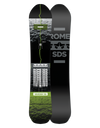 Rome warden snowboard 2020 - 2021 by romesnowboards