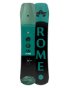 Rome womens ravine snowboard 2020 2021 women's snowboard for all-mountain