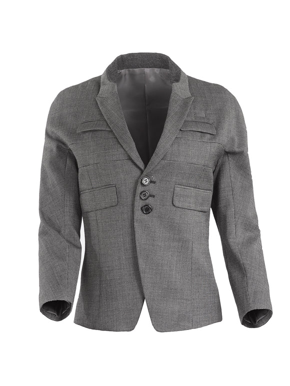 Undercover Fitted Blazer - case-study