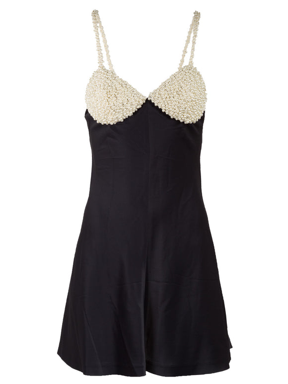Chantal Thomass Pearl Embellished Dress - case-study