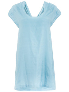 Maison Martin Margiela Twisted Back Sleeveless Tunic - case-study