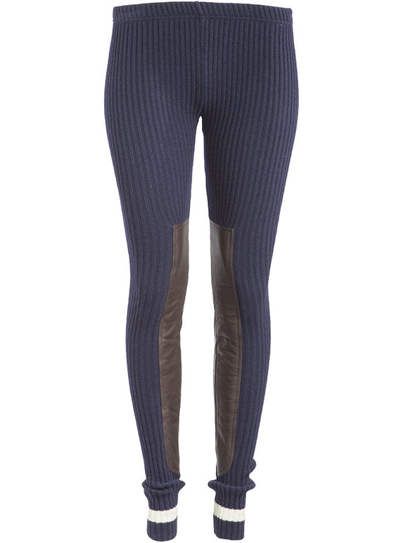Undercover Ribbed Wool Leggings - case-study
