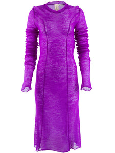 tao Long Sleeve Knit Dress - case-study