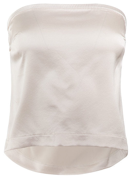 Maison Martin Margiela Silk Tube Top - SOLD OUT - case-study