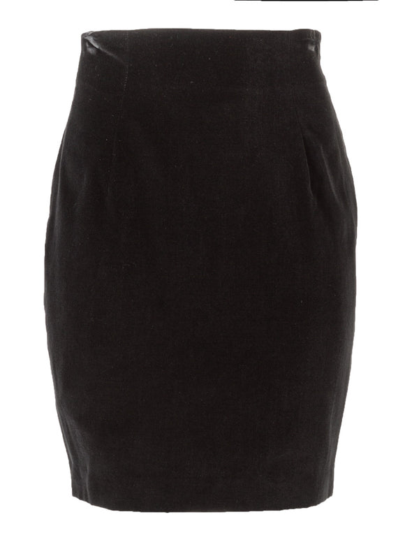 Chantal Thomass Short Fitted Skirt - case-study