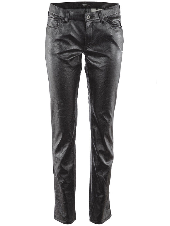 Junya Watanabe Faux Leather Pants - case-study