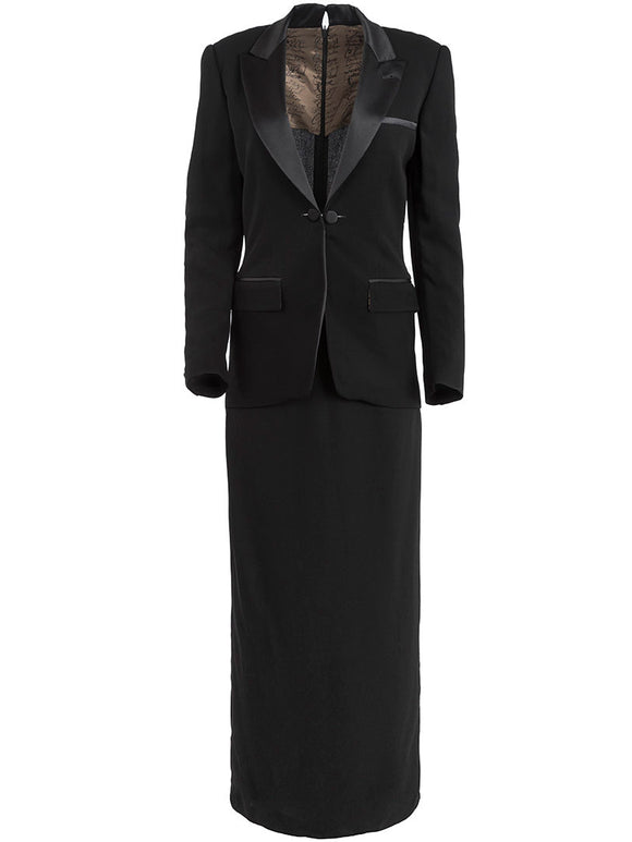 Jean Paul Gaultier One-Piece Suit Dress - case-study