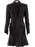 Matsuda Fitted Coat Dress - case-study