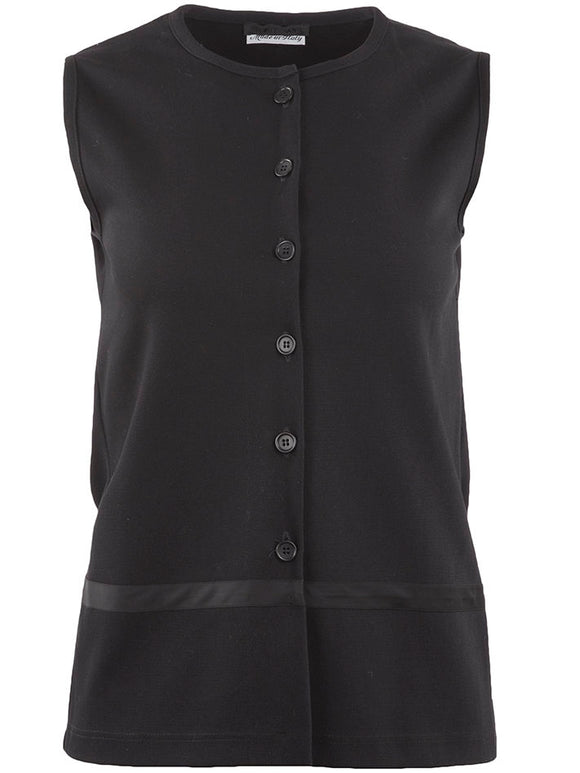 Helmut Lang Button Up Sweater Vest - case-study