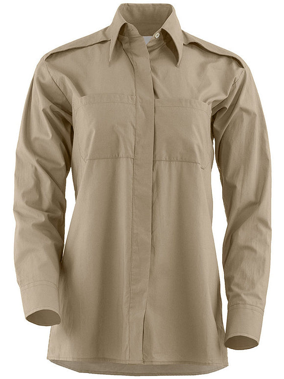 Maison Martin Margiela Military Shirt - case-study
