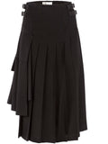 tao Pleated Wrap Skirt - case-study