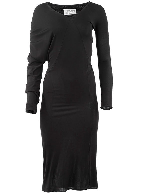 Maison Martin Margiela Asymmetric Sleeve Dress - case-study