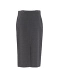 Maison Martin Margiela Belted Pencil Skirt - case-study