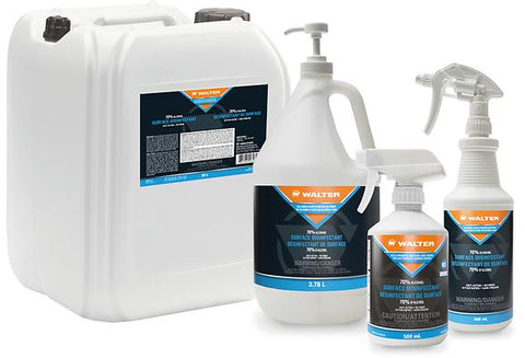 Walter Alcohol Surface Disinfectant