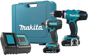 Makita DLX2141SY 18V Drill & Impact Kit