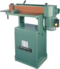 General International 15-005M1 6-Inch by 89-Inch Edge Belt Sander