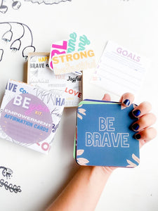 I AM Empowerment Affirmation Kit by Mae North