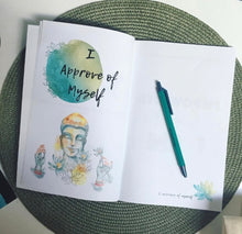 Load image into Gallery viewer, I AM Infinite Me Journal by Sabrina Savoy
