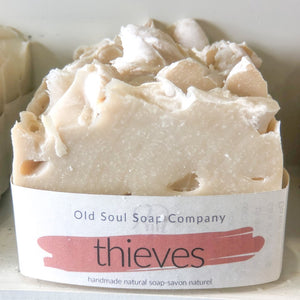I AM Thieves Soap by Old Soul Soap Company
