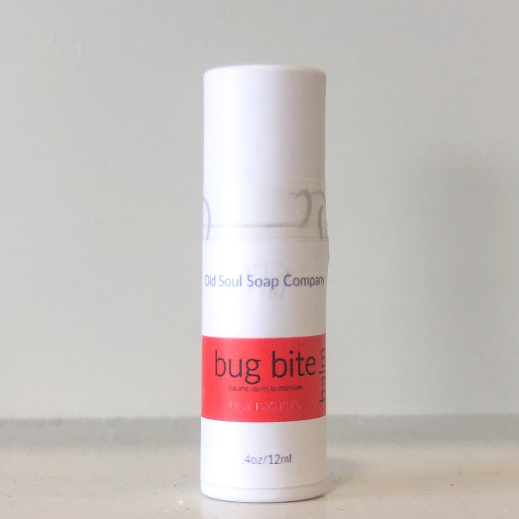 I AM Bug Bite Balm by Old Soul Soap Company