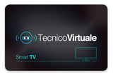 1 Intervento Tecnico Virtuale per la tua SMART TV