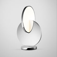 Eclipse Table Lamp Chrome
