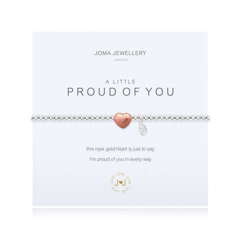 Joma Jewellery  'A Little' Proud of You Bracelet