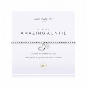 Joma Jewellery  'A Little' Amazing Auntie Bracelet