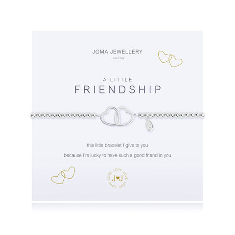 Joma Jewellery 'A Little' Friendship Bracelet