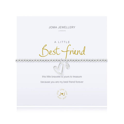 Joma Jewellery  'A Little' Best Friend Bracelet