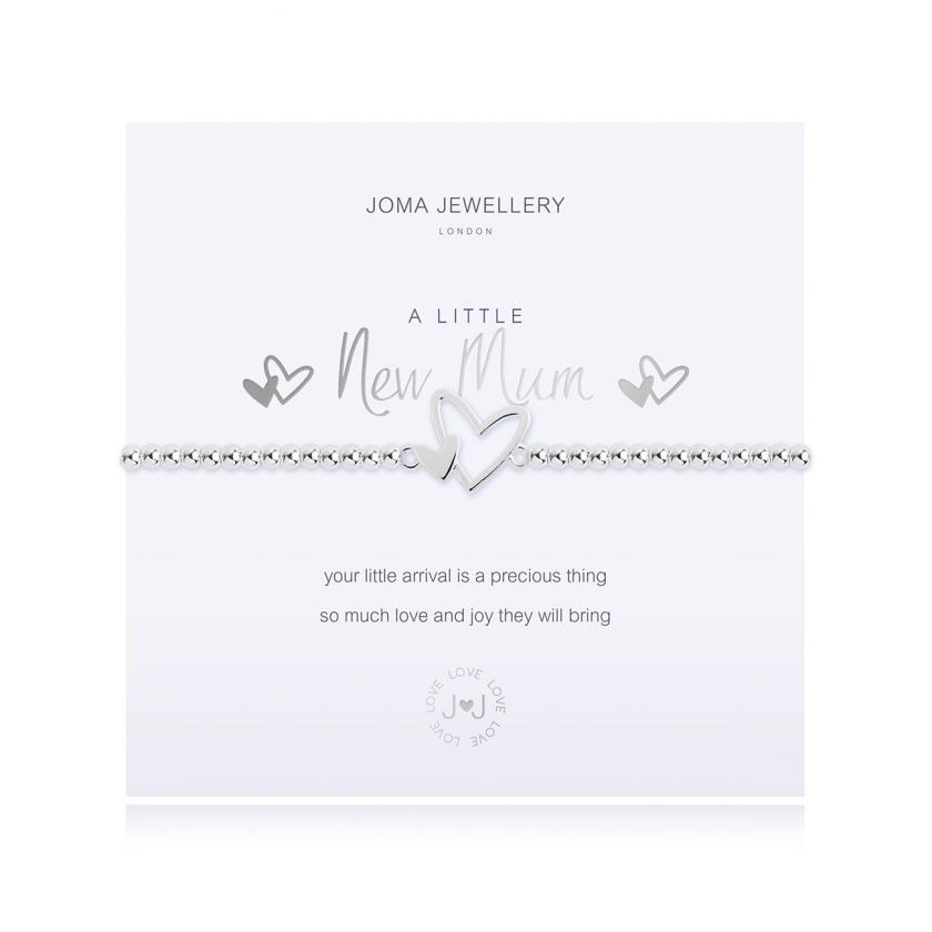 Joma Jewellery 'A Little' New Mum Bracelet