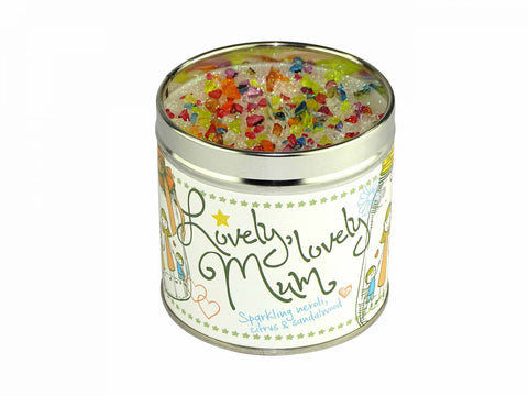 Best Kept Secrets Tin Candle Lovely Mum