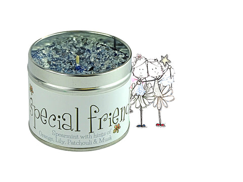 Best Kept Secrets Tin Candle Special Friend Tracey Russell