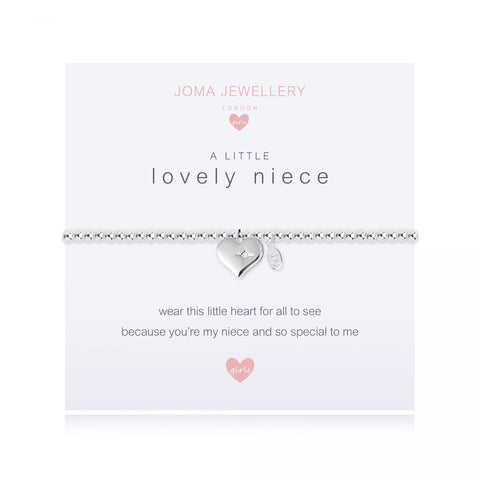 Joma Girls 'A Little' Lovely Niece Bracelet