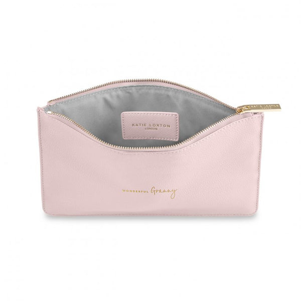 Katie Loxton - Perfect Pouch - Wonderful Granny - Pink