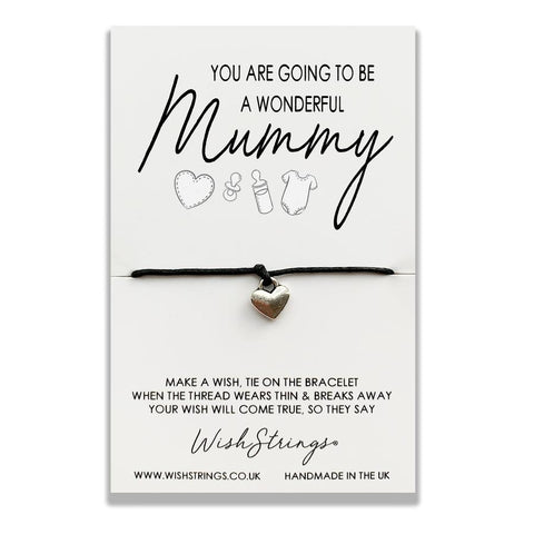 wishstrings wish bracelet wonderful mummy
