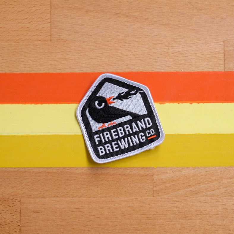 Firebrand Logo Patch