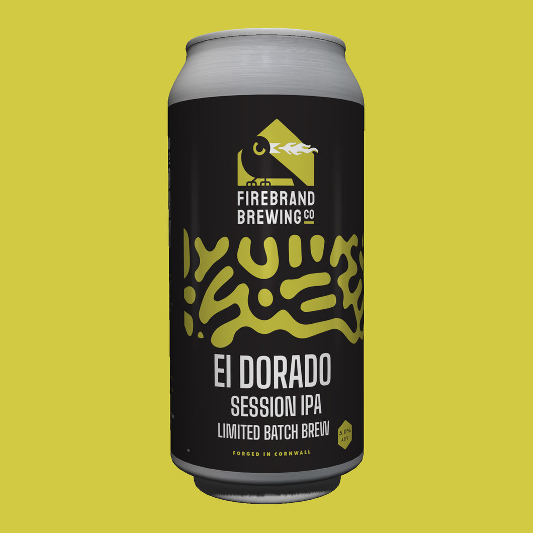 El Dorado Limited Batch Beer Firebrand Brewing Co