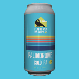 Palindrome Cold IPA