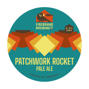 Patchwork Rocket Pale